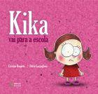 Kika vai para escola