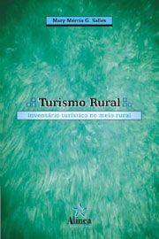 Turismo Rural: inventário turístico no meio rural