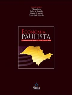 Economia Paulista: dinâmica socioeconômica entre 1980 e 2005